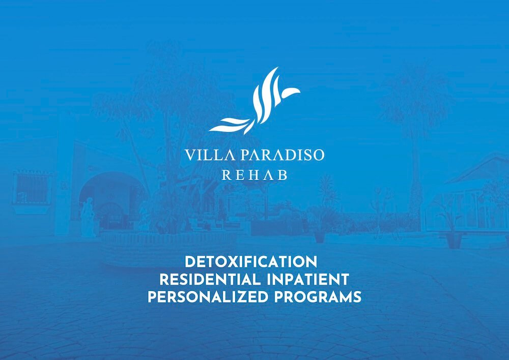 Brochure Villa Paradiso Spain Rehab Center Marbella Spain