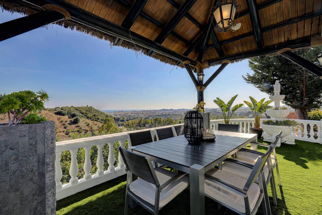 villa paradiso spain luxury rehab